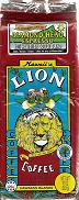 Lion Coffee - Diamond Head Espresso coffee European style. Dark 10% Hawaiian coffee blend.