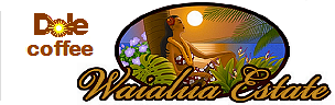 Online shop for Waialua Coffee from the Dole Plantation. Single Origin Estate grown and roasted World Calass Premium 100% Hawaiian Cofee, from Oahu's North Shore. No coupon required, No membership, FRESH from Hawai'i. Try us