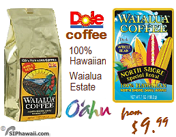 Founded upon the rich agricultural tradition of Dole Food Company Plantation Hawaii and Waialua Sugar. Nutrient-rich volcanic soil, abundant rainfall and plentiful sunshine make Oahu's North Shore a perfect location for producing coffee and cacao ranking among the world's best. Bordered by the steep, dramatic Waianae and Ko'olau mountains and tempered by the rolling Pacific surf, this estate coffee is as lush as its island surroundings.