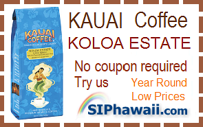 Kauai Coffee Coupon promo Code