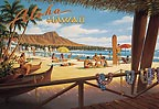 Hawaiiana Magnets - Vintage, Comteporary and Artisian.