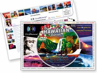 Scenic DVD Video Postcard from the Hawaiian Islands