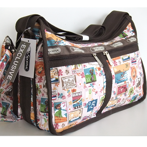Lesportsac Deluxe Everyday Shoulder Bag 52