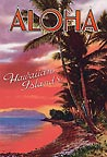 Hawaiin MAGNETS - 'A Little Aloha for your Fridge' - SOUVENIRS and COLLECTORS ITEMS - Hawaiian Artesian and vintage magnets - contemporary magnets -