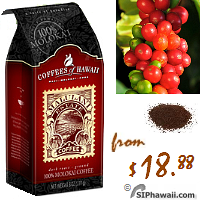 The Malulani Estate Medium Roast Ground coffee flavor results from the original washed Arabica process, which brings out the natural acidity of this 100% Moloka'i coffee. Then a gentle roasting releases subtle, resonating essences unique to the soil of Moloka'i. A rich bodied, mild acidity, lovely sweetness with a luscious hint of chocolate. Hawaii Kosher Coffee