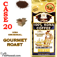 Mulvadi Ground Coffee - buy the Case 20