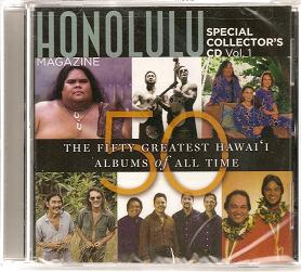 The fifty greatest Hawai'i Albums of All Time - Volume 1.