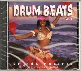 Drum Beats of the Pacific - Volume 1.