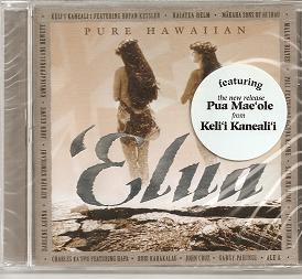 Elua - Pure Hawaiian Music CD - 16 Titles.