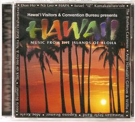 Music From The Islands of Aloha.