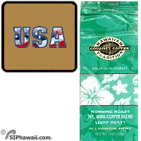 MORNING ROAST by Hawaiian Tradition Coffee. A LIGHT Roasted gourmet coffee that is popular in the East of the United States.
