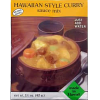 Hawaiian Style Curry Sauce Mix by NOH.