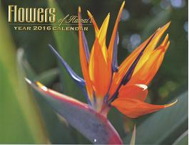 Hawaiian 2017 Calendar, 12 pages letter size. FREE with KUKUI Body Care product orders over $50. See also our 'A Little Aloha' page.