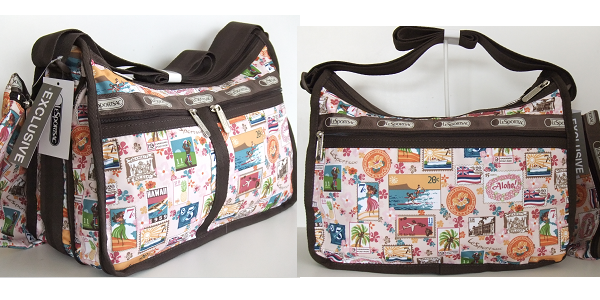 Lesportsac Deluxe Everyday Shoulder Bag 66
