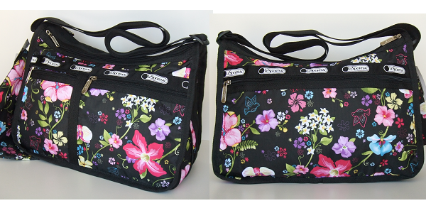 Lesportsac Deluxe Everyday Shoulder Bag 103